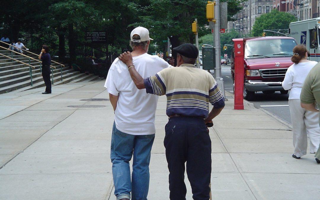 Mange ældre bruger netdating til at finde venner